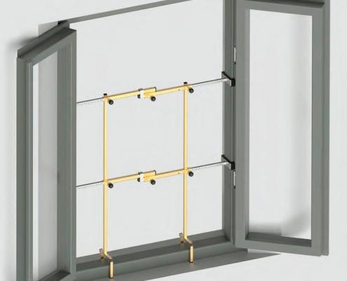 Protección de ventanas
